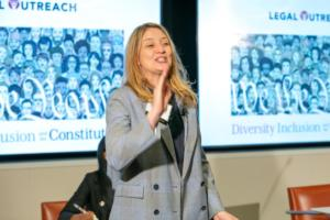 Award Winning Playwright Heidi Schreck Performs Scene from Her Play What the Constitution Means to Me